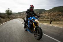 First ride: Suzuki GSX-S750 review