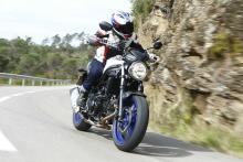 First ride: Suzuki SV650 review