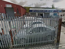 motorcycle theft Motorbike thieves spray poisonous liquid at showroom staff
