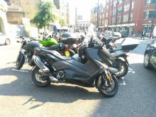 yamaha tmax dx Yamaha TMAX long-term test week five: the only way to get to work