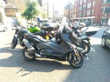 Yamaha TMAX motovlog - staying one step ahead of thieves