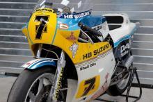 Barry Sheene Suzuki RGB500