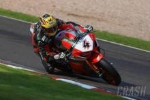 Dan Linfoot, Honda, [Credit: Ian Hopgood]