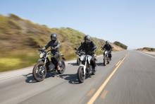 american motorcycles  Zero Motorcycles reveals improved range and faster charging 2018 models