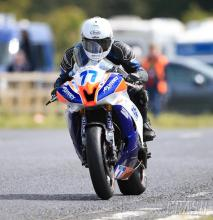 Jamie Hodson [Credit: Ulster GP media]