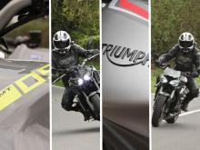 Triumph Street Triple 765 RS vs Yamaha MT-09