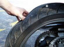 motorcycling advice How to fix a puncture