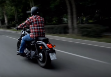 american motorcycles Tacita unveil electric cruiser