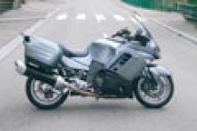 First Ride: 2007 Kawasaki GTR1400
