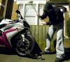 Lcok smash bike theft