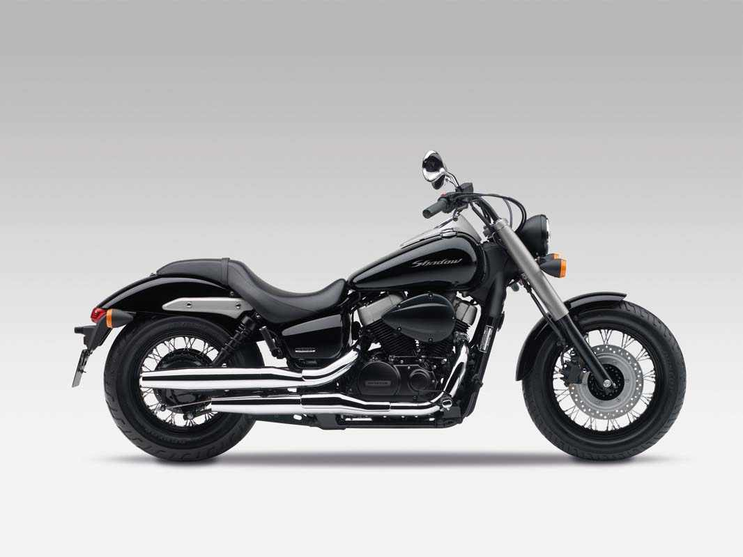 You can read owner reviews of the Honda Shadow VT750C and VT125C here.