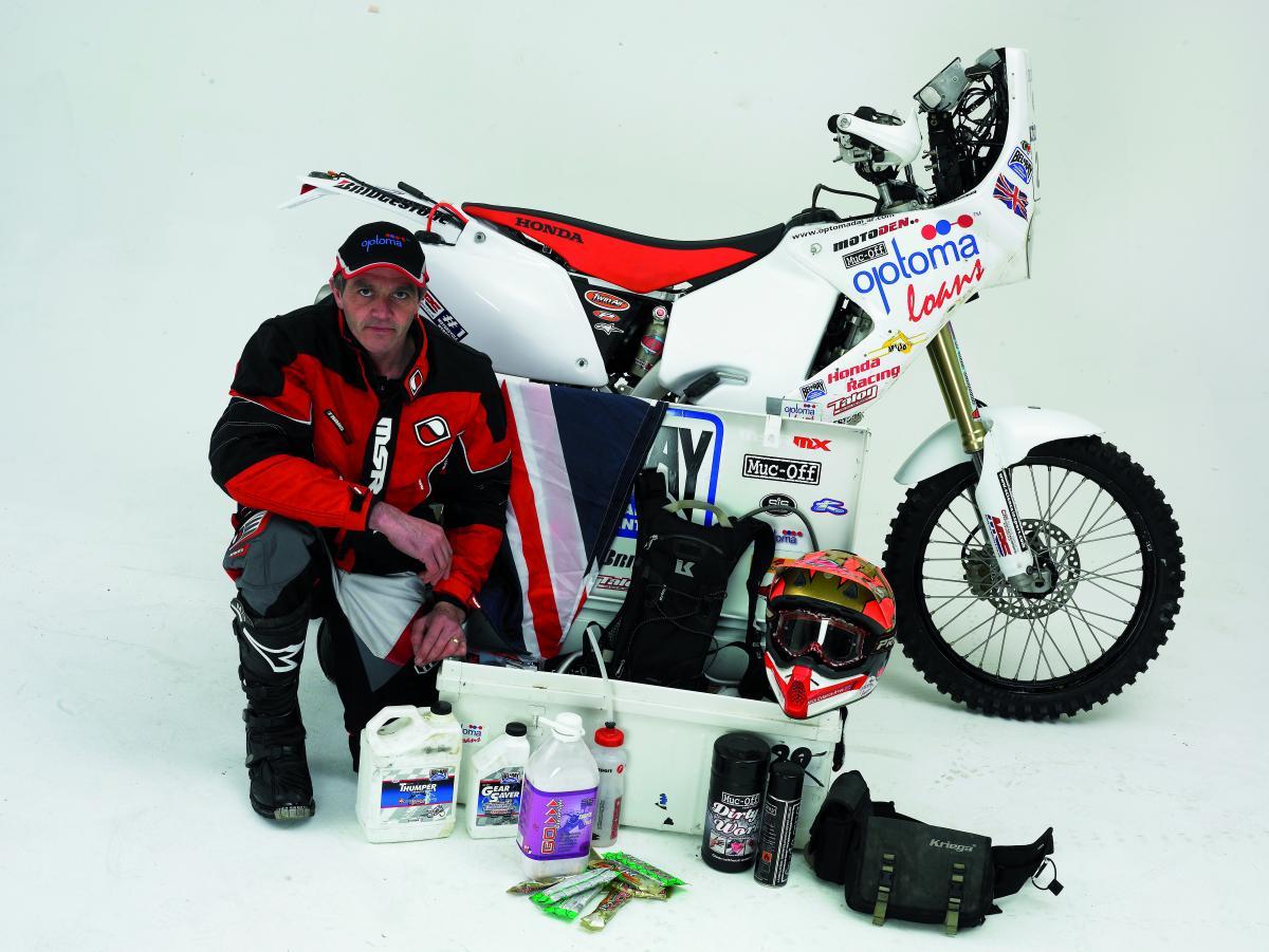 Fit for purpose: Honda CRF450X Dakar | Visordown