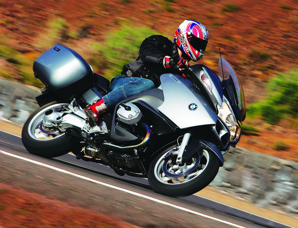Road Test: BMW R1200RT | Visordown
