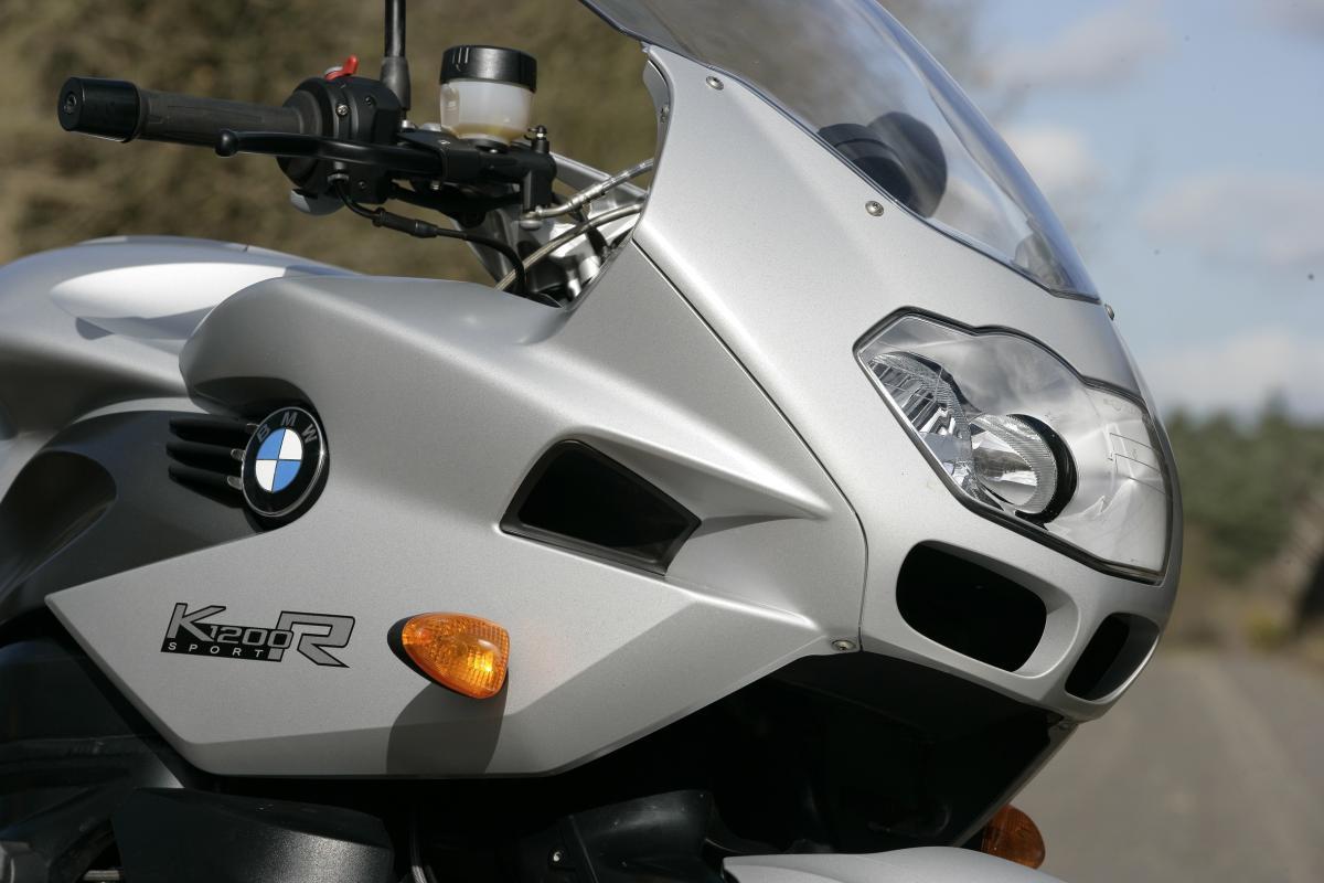 First Ride 2007 Bmw K1200r Sport Visordown
