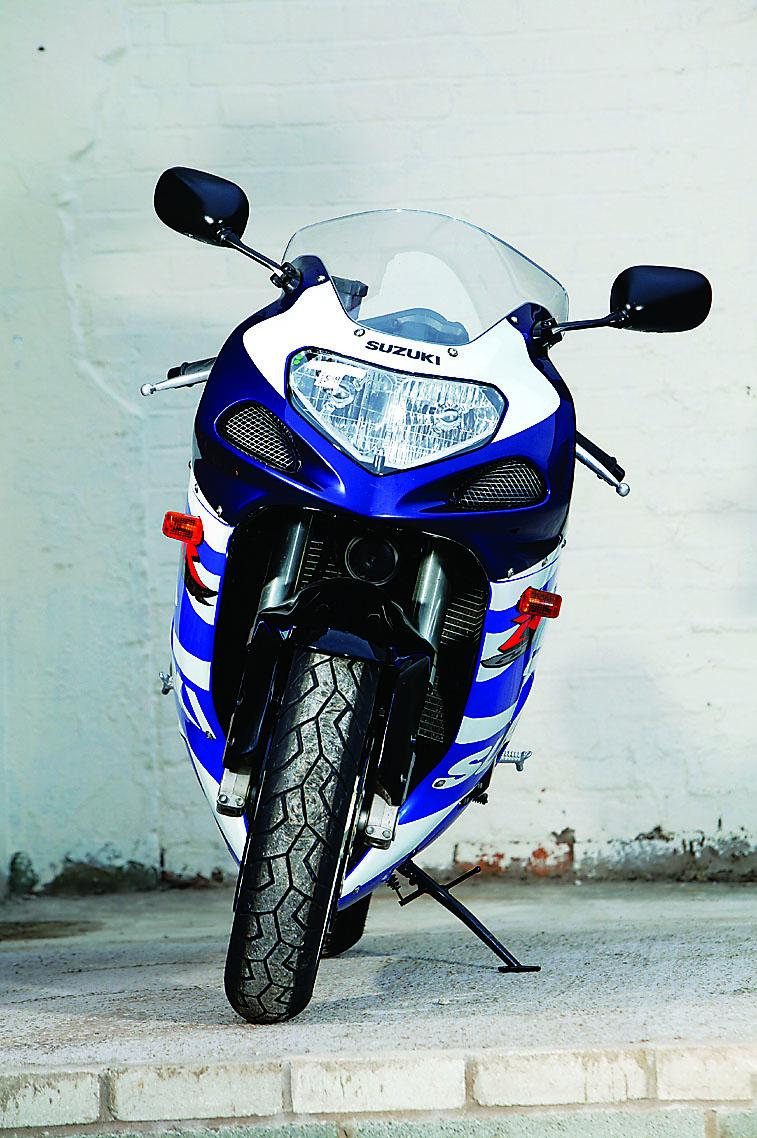 Used Review: Suzuki GSX-R750 | Visordown