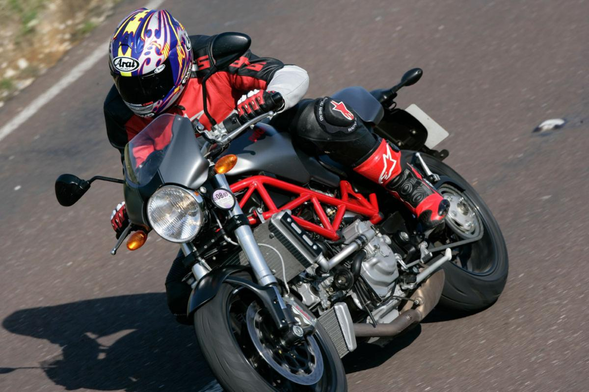 2007 Ducati Monster S4r Review Visordown