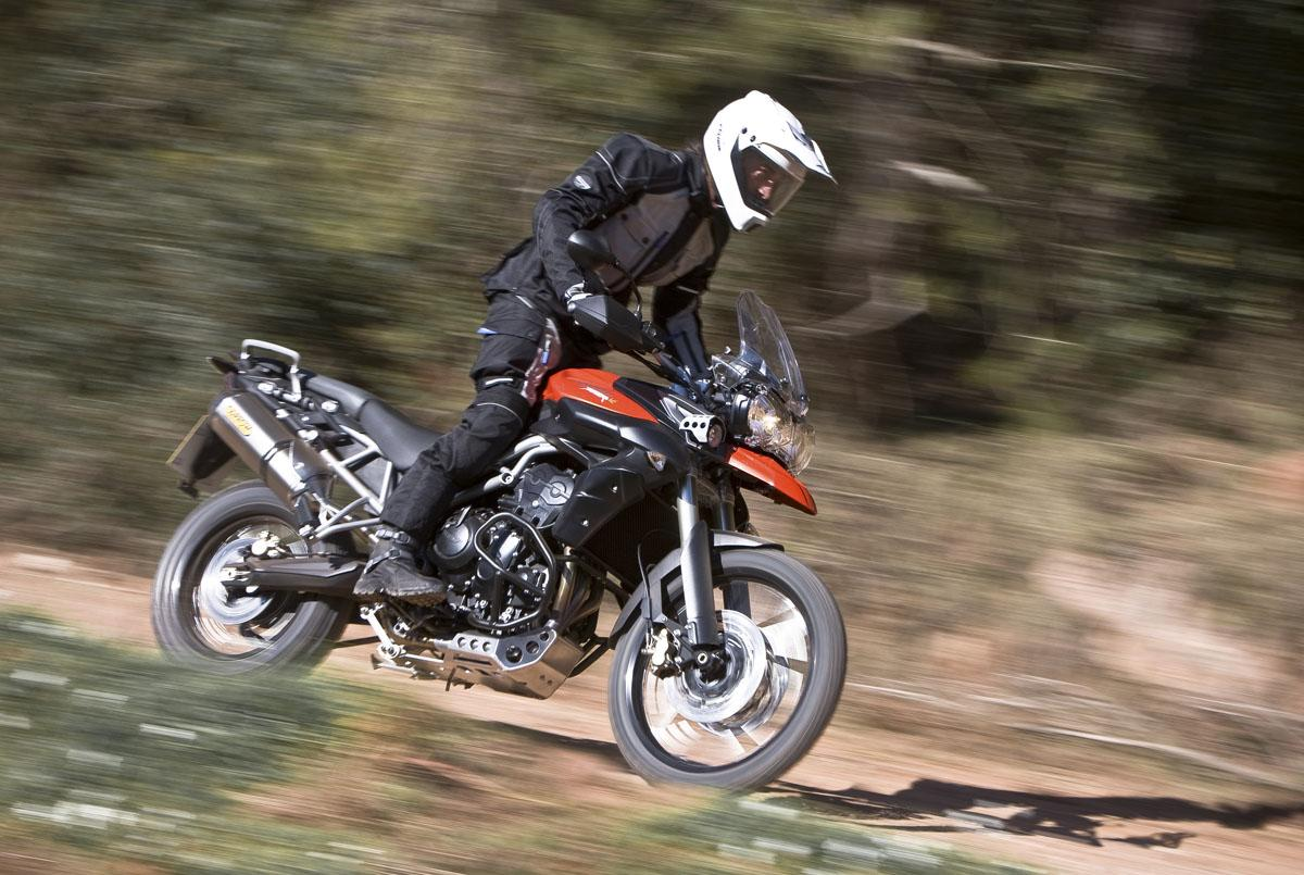 Buyers Guide Triumph Tiger 800 And Xc Visordown