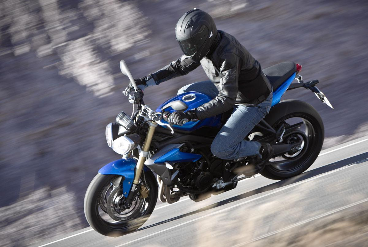 2011 triumph speed triple owners manual