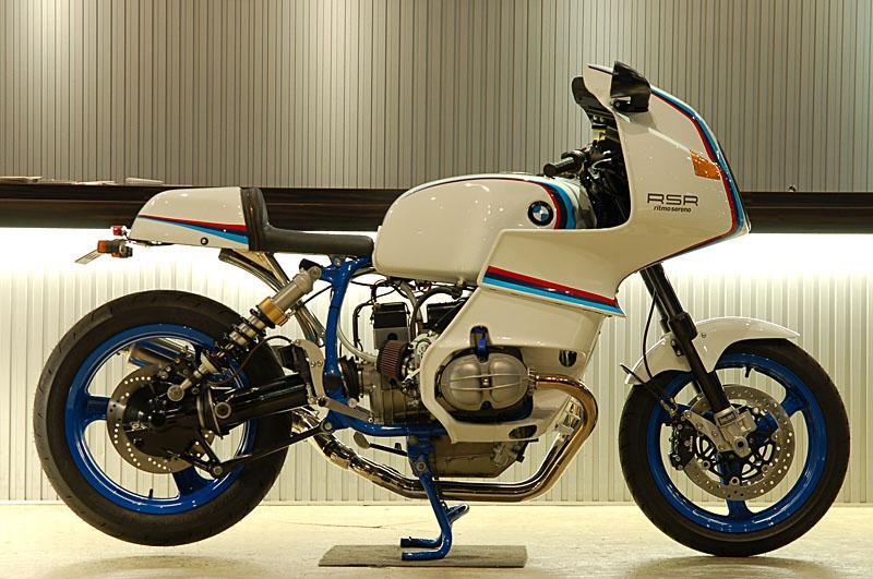 Bmw R100rs By Ritmo Sereno Visordown