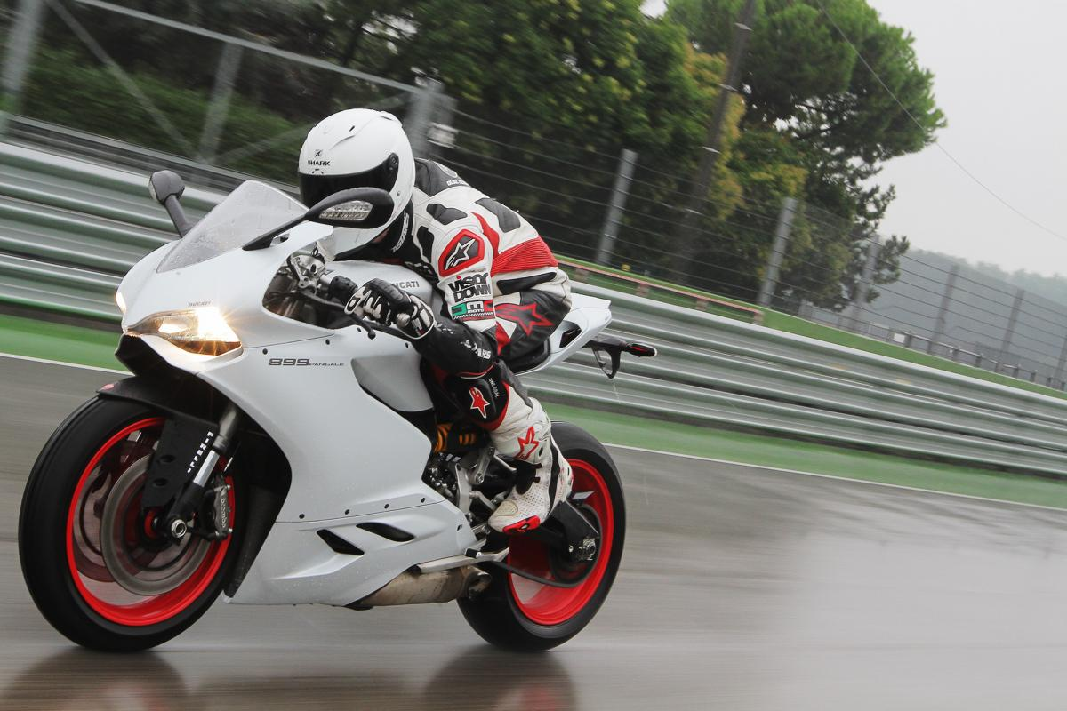 7 things you didn't know about Ducati's 899 Panigale
