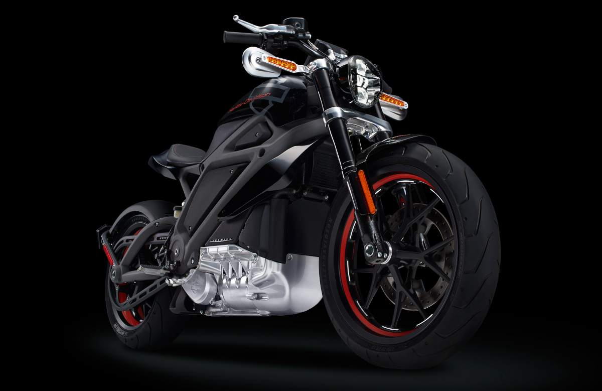 Harley Davidson Has Just Released Official Pictures And Video Of Its New Livewire Electric Bike First Revealed On Visordown Earlier This Week