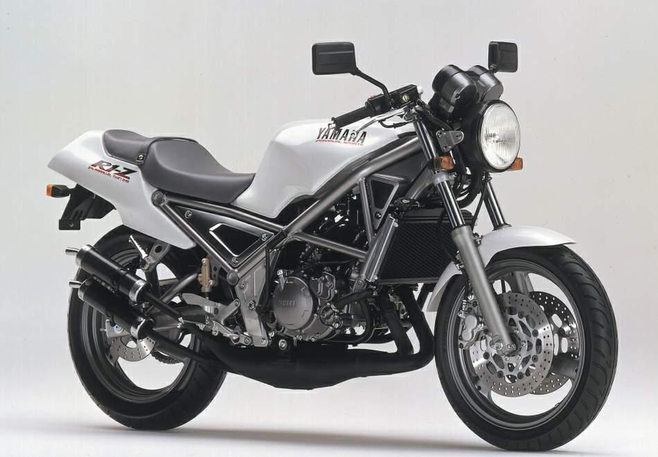 Top 10 interesting Yamahas you might not know about | Visordown