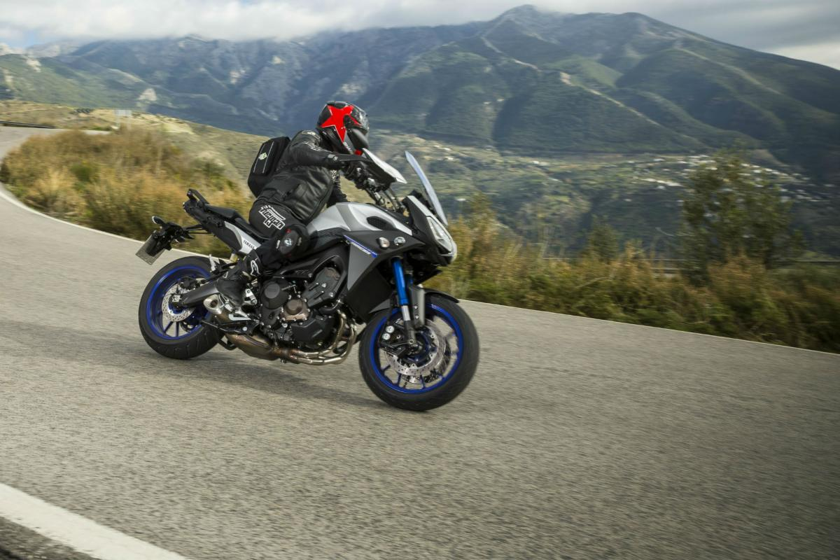 First ride: Yamaha MT-09 Tracer review | Visordown
