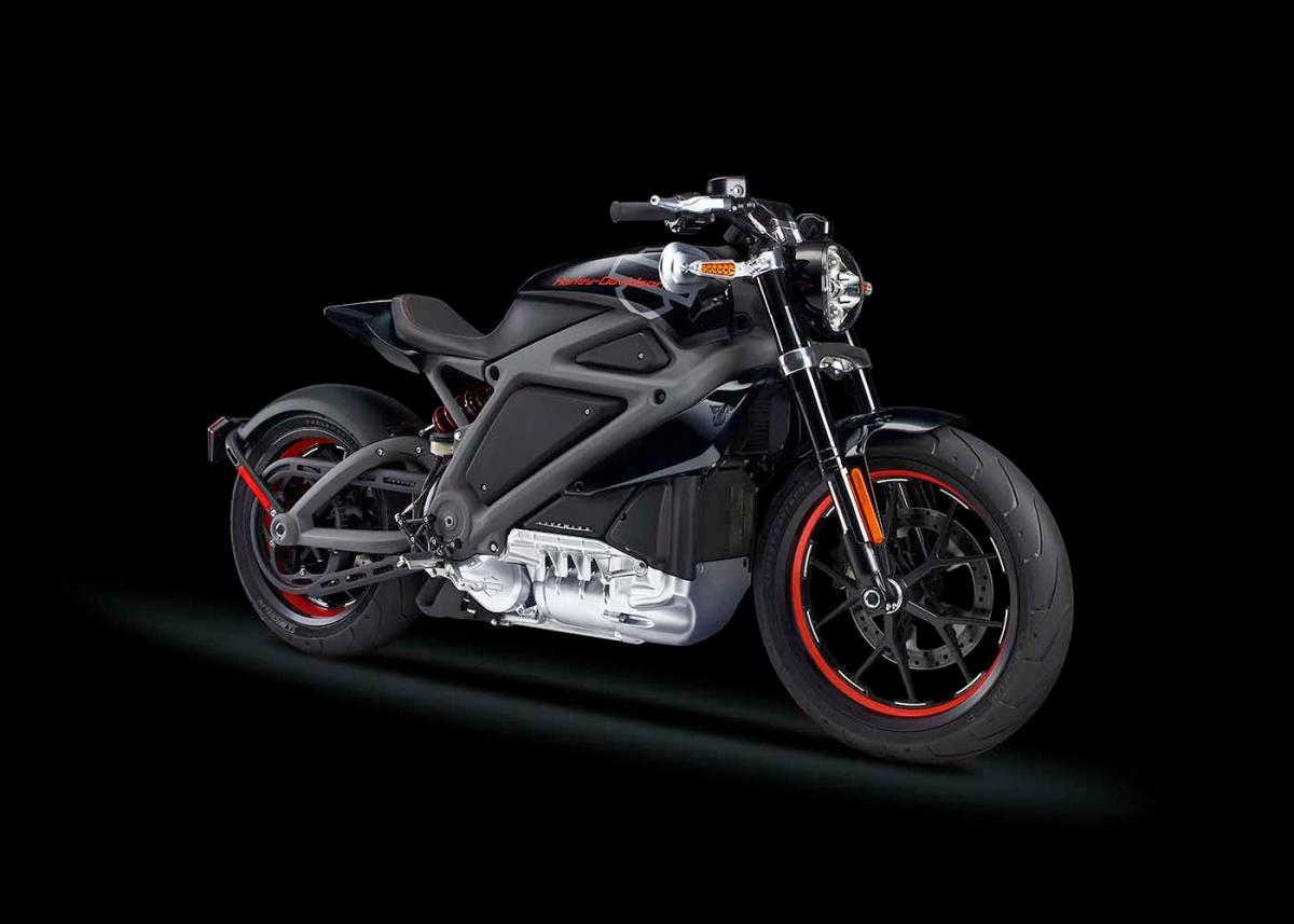 Harley Davidson Will Offer Uk Riders A Go On Its New Electric Bike When The Firm S Project Livewire Comes To This Summer