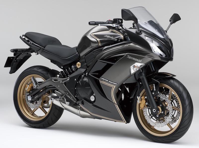 Kawasaki Ninja 400 Limited Edition Visordown