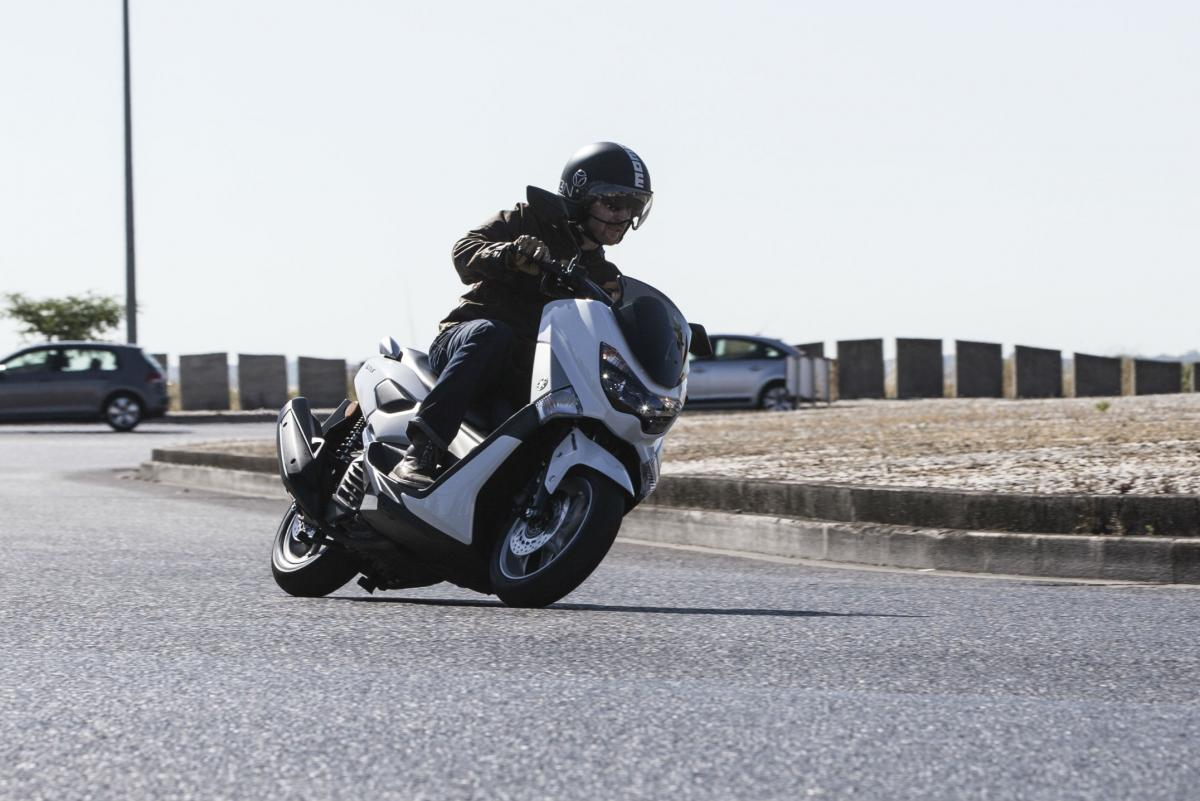 First ride: Yamaha NMAX 125 review   Visordown