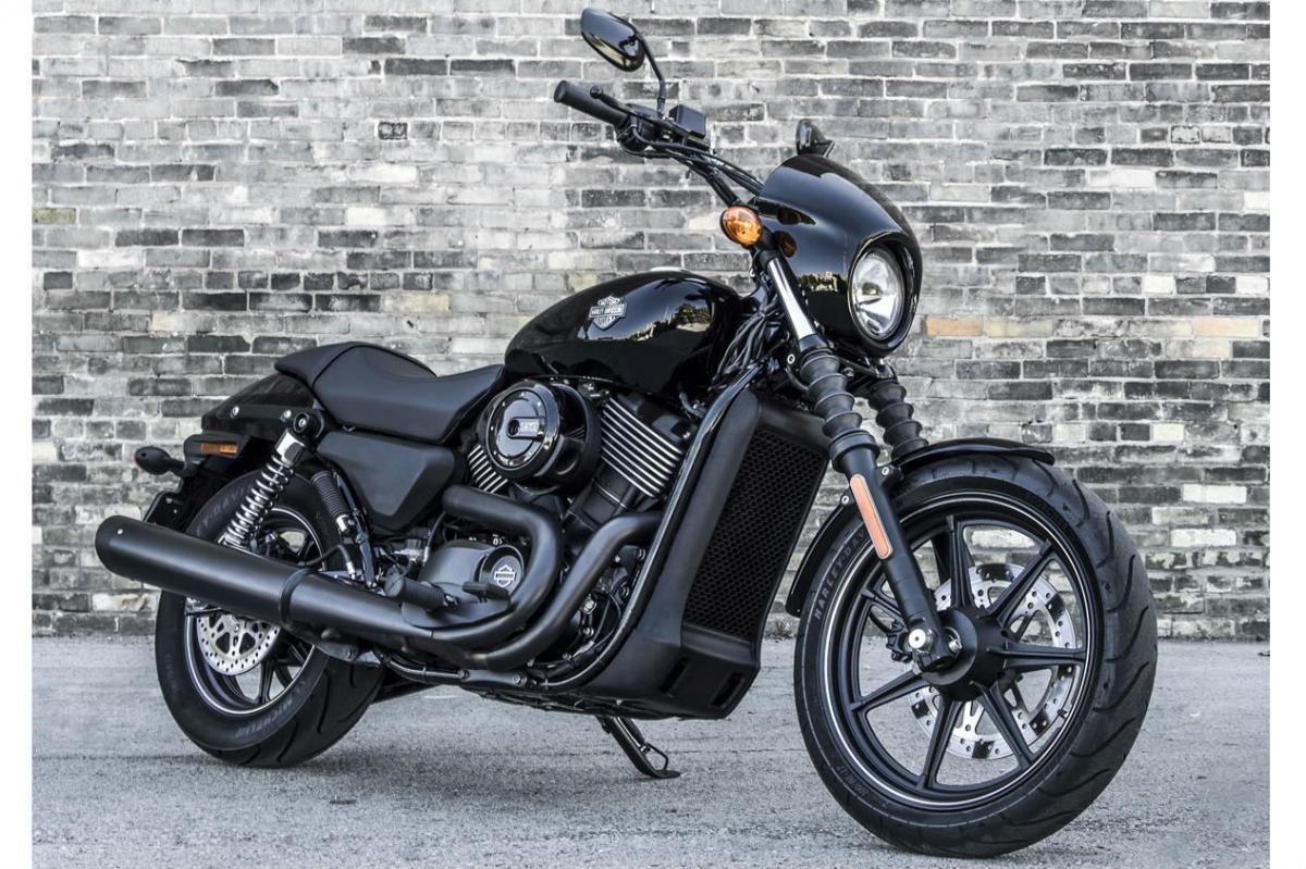 Harley Street 500 >> Harley S Street 500 Knocks Honda Off Sales Top Spot In Visordown
