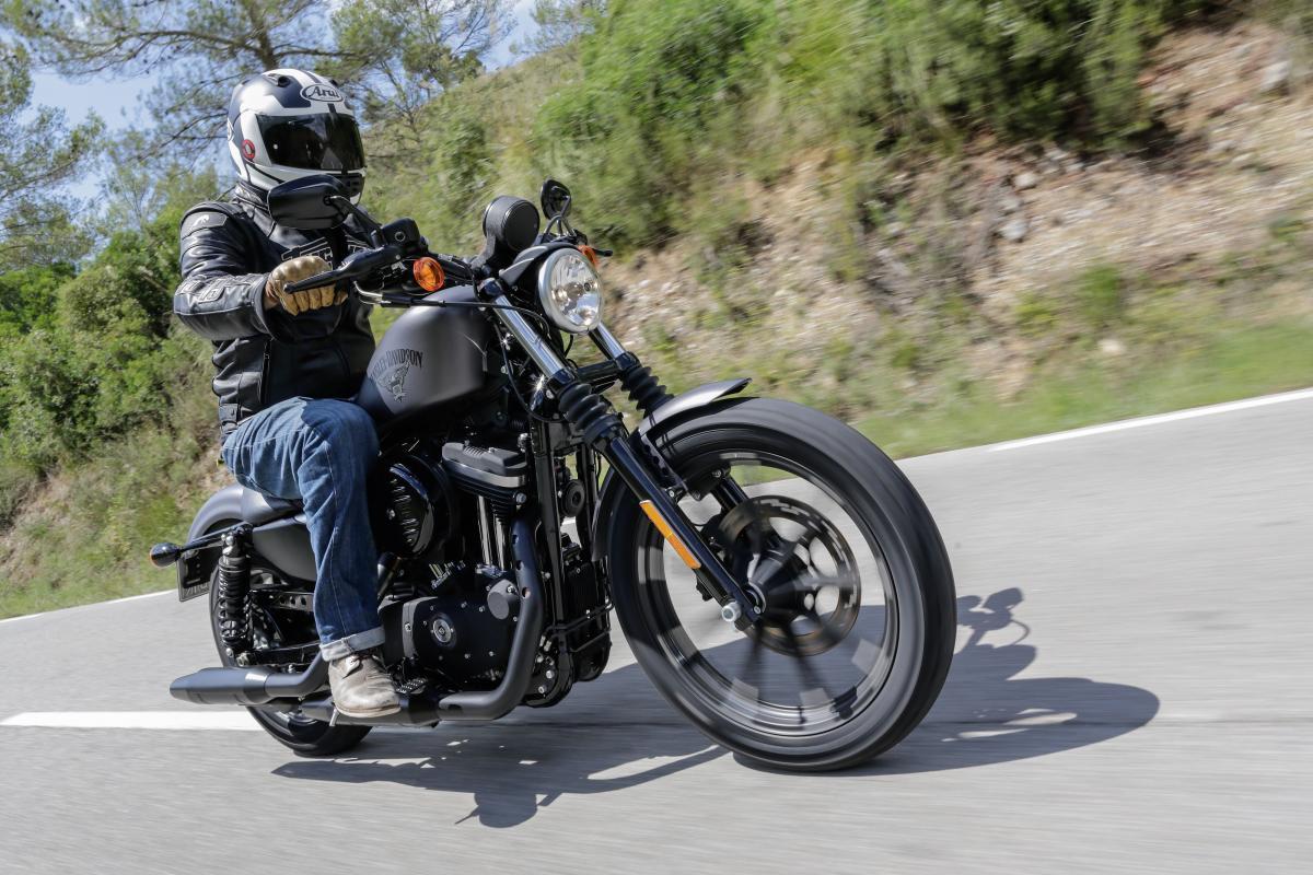 Harley Davidson: First Ride: Harley-Davidson Street 750 Review
