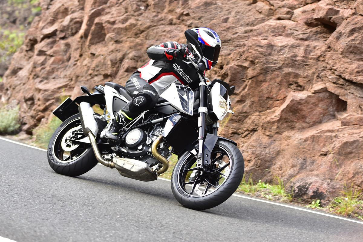 Click Here For Page Two Of The Ktm 690 Duke Review
