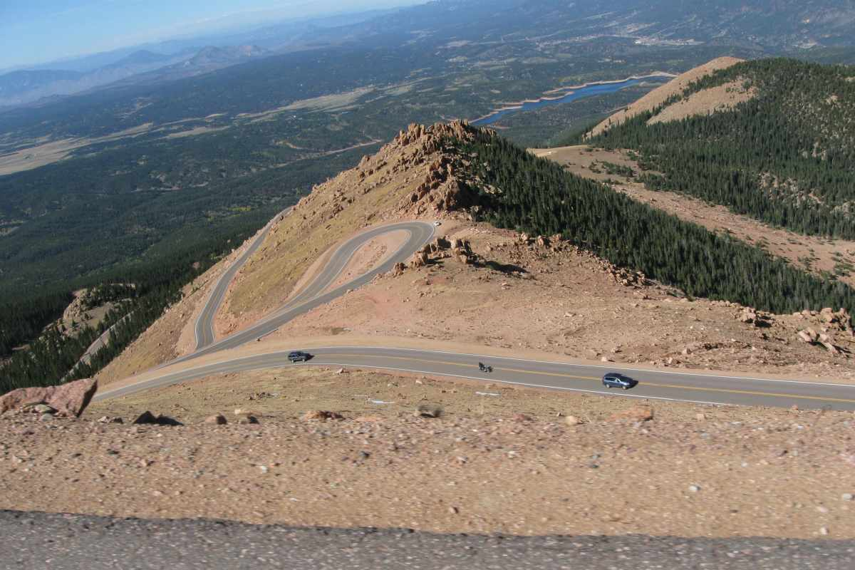 The Organisers Of Pikes Peak Hill Climb Have Released A Lengthy Explanation Reasoning Behind Rule That Bans All Bikes Not Ed With