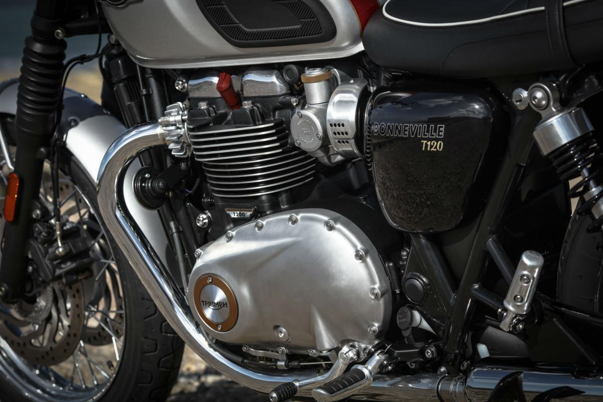 Triumph Bonneville T120 Review With Specs And Uk Price Visordown