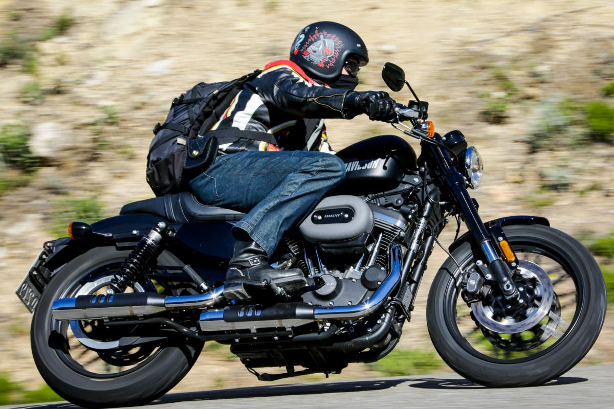 Harley Davidson: First Ride: Harley-Davidson Roadster And Low Rider S Re