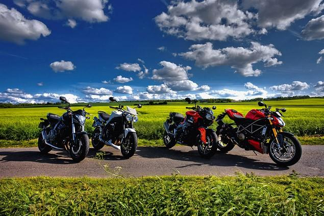 The Power And The Glory Ducati Streetfighter S V Bmw K Visordown
