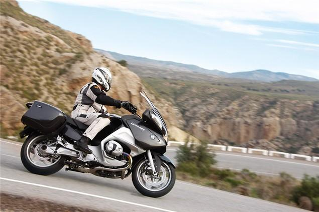 2010 Bmw R1200rt Launch Test Review Visordown