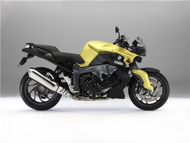 Bmw Introduce K1300r Dynamic Visordown