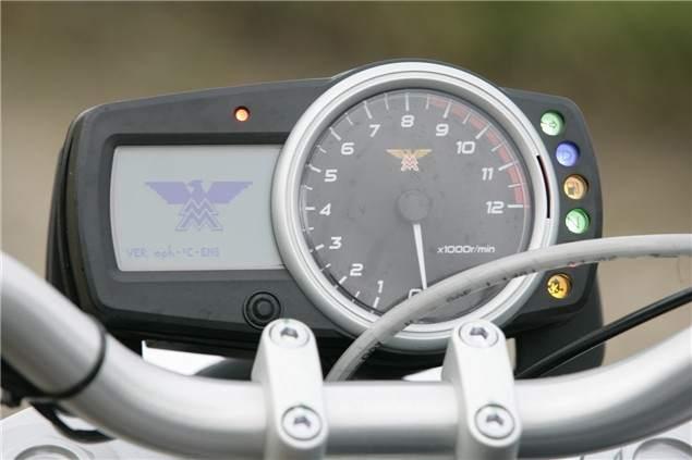 First Ride 2007 Moto Morini 91 2 Visordown