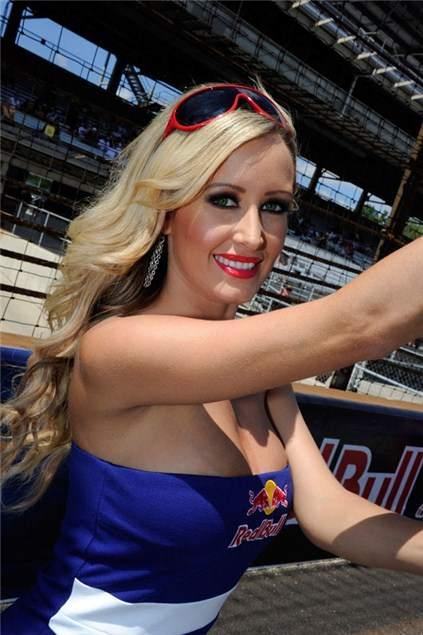 MotoGP Grid Girls 2011 Indianapolis - MotoGP Paddock Girls