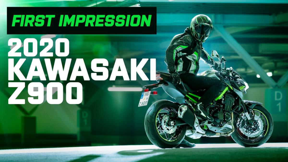 2020 Kawasaki Z900   First Ride Impressions