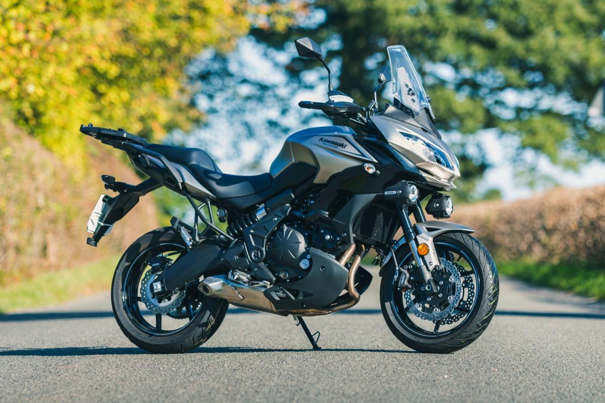 Buying Used 2017 Kawasaki Versys 650 Visordown