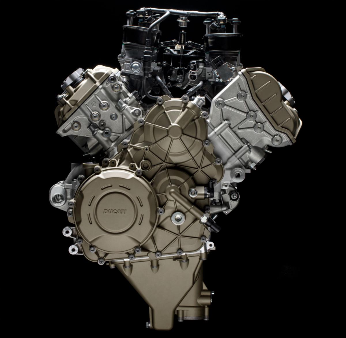Ducati Desmosedici Stradale V4 unveiled