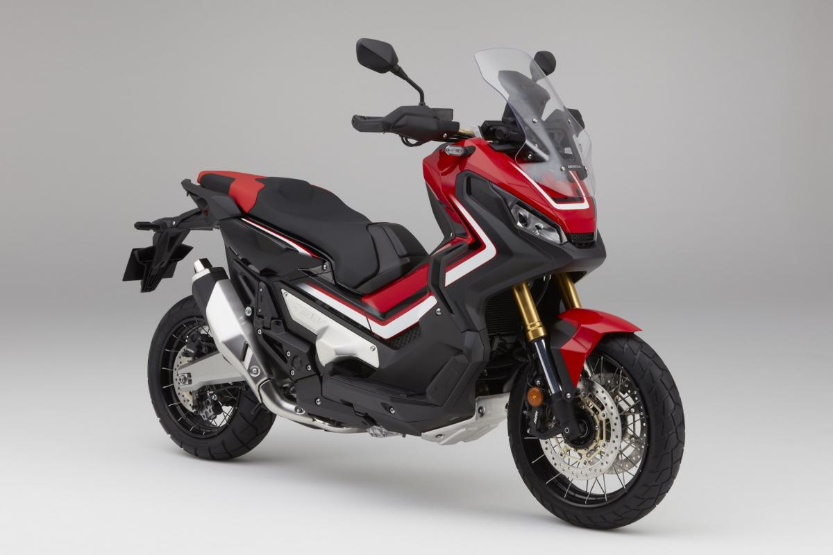 The Honda X-ADV is officially here