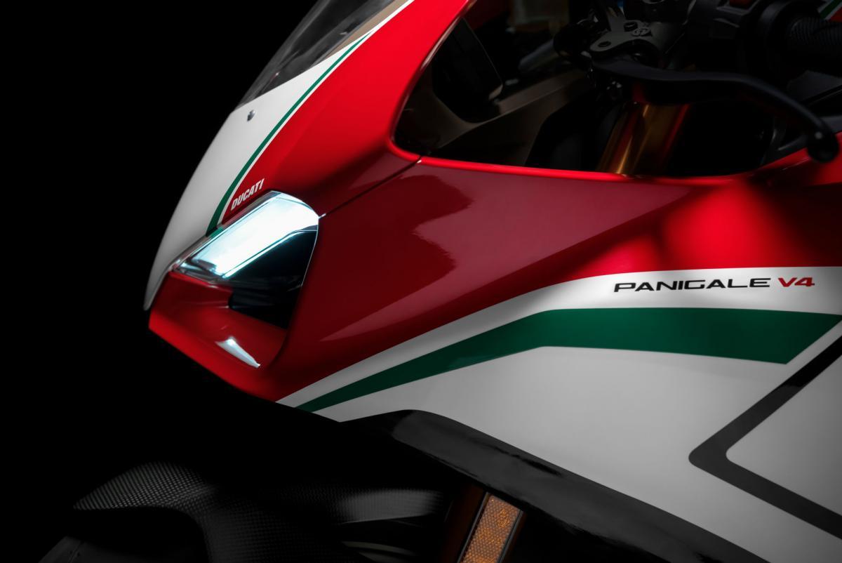 Businessman Raffles Ducati Panigale V4 Speciale For 5 Visordown