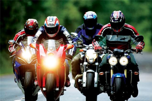 How to make group riding safer