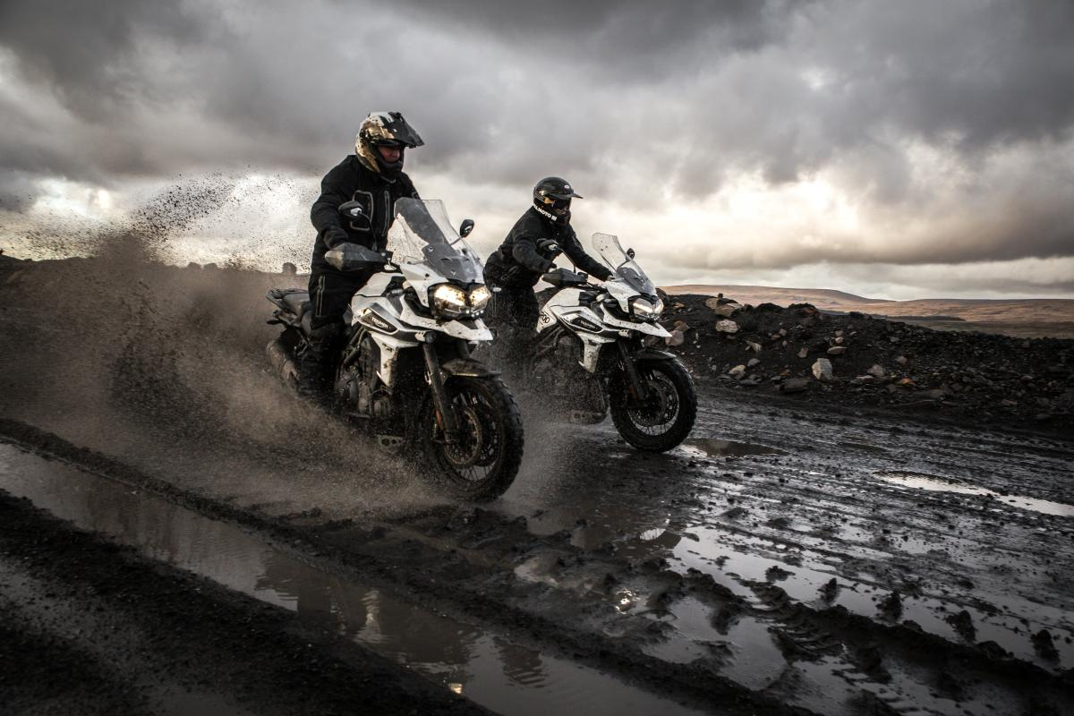 Triumph Adventure Experience 2019 riding dates announced