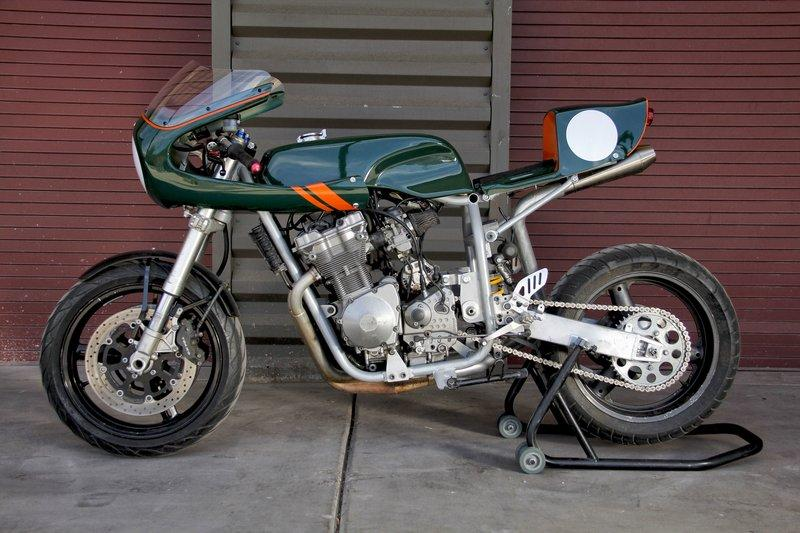 Moto8ight – a new bike in kit form