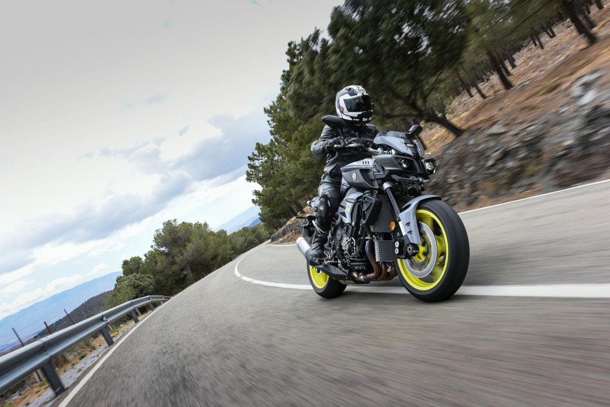 2018 motorcycle sales have taken a weather beating